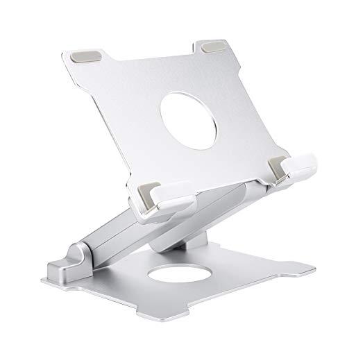 ASHATA Aluminum Alloy Portable Notebook Bracket Foldable Laptop Tablet Stand Holder