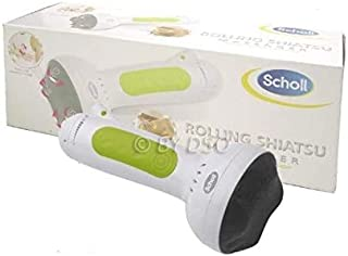 Scholl Rolling shiatsu Massager