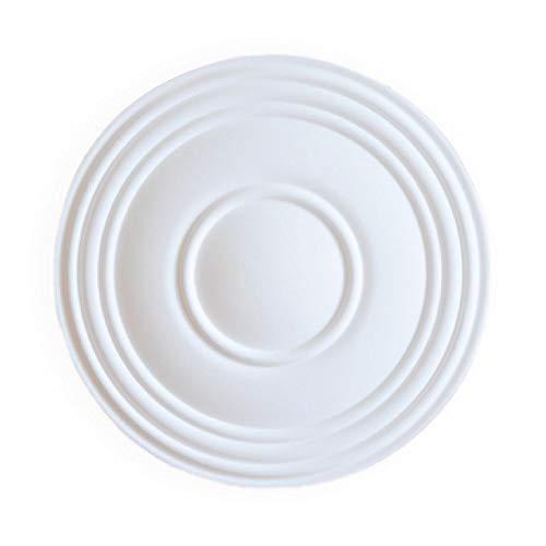 A la Maison Ceilings K27-pw K27 DIY Glue-up Foam Crown Molding (Pack / 32.5 ln. ft.), White