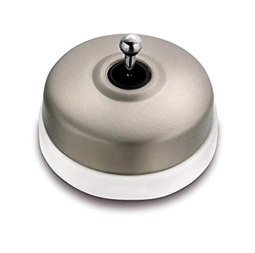 Fontini - Interruptor porcelana laton 10a-250v...