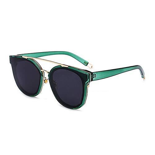 Seonex Clásico Hombres y mujeres Moda Color transparente Gran marco Gafas de sol Amantes Viaja Nueva Celebrity Online Gafas Foto Ocio Moda Deslumbrante Gafas polarizador Gafas de decoloración del cond