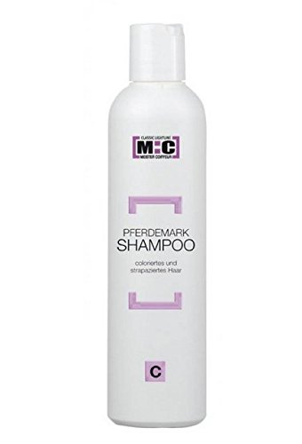 Meister Coiffeur Pferdemark Shampoo C 1 x 250 ml für coloriertes und strapaziertes Haar von M:C