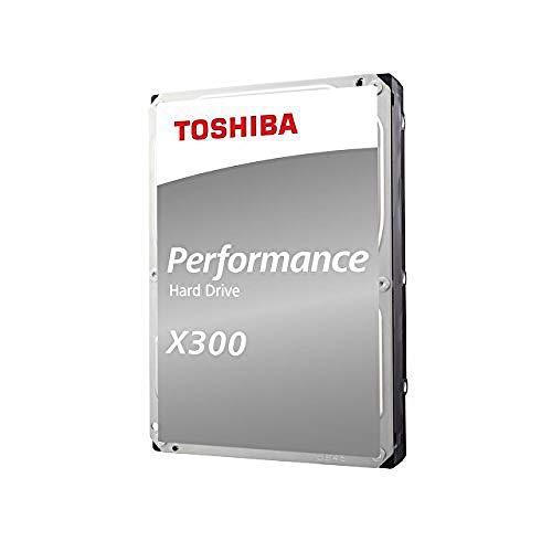 Toshiba X300 3.5 Zoll 10000 GB SATA - Interne Festplatten (3.5 Zoll, 10000 GB, 7200 RPM)