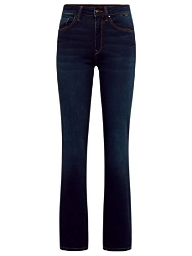 Mavi Damen Jeans Bootcut Maggie deep Sateen Memory 32 32
