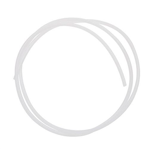 UEETEK PTFE Teflon Rohr Schlauch für 3D Drucker 3mm Filament (3mm ID x 4mm OD)