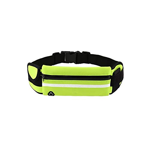 N / A Outdoor-Sporttasche Anti-Diebstahl-Handy Laufgürtel wasserdicht Männer und Frauen Radfahren Laufen Handy-Wickeltasche 4-6 Zoll Handy Universal
