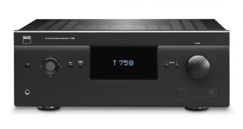 NAD T 758 V3 - AV-Receiver