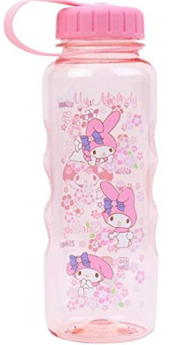 24.5-oz My Melody BPA & BPS Free Tritan Heat & Cold Resistant Water Bottle w/Removable Inner Adapter