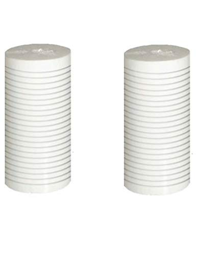 Compatible with CMB-510-HF Polypropylene Whole House Filter Fits The IHS12-D4 UV System 2 Pack by CFS