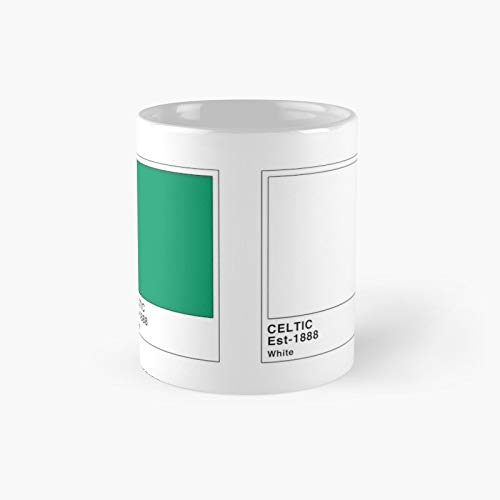 Pantone - Celtic Classic Mug Best Gift Funny Coffee Mugs 11 Oz