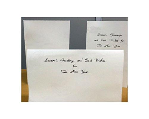 『AAP35-1707 和風グリーティングカード/むねかた 金箔 重ね折 「花鼓」(中紙・封筒付) 金箔押し 再生紙』の3枚目の画像