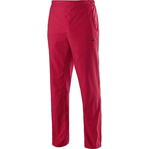 HEAD Kinder Oberbekleidung Club Pants Hose, Rot, 128