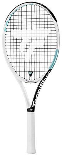 Tecnifibre T- Rebound 260 TEMPO3 - Raqueta de Tenis para Mujer, Color Blanco, Grip 0