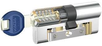 Kaba experT LAM - Cilindro alta seguridad Níquel 30X30