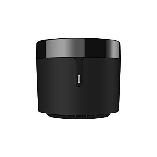 Smart Home Hub, RM4 Mini Smart WiFi IR Control Remoto Universal, Todo en uno, Control infrarojo para Todos Tus Dispositivos para aire acondicionado, TV,
