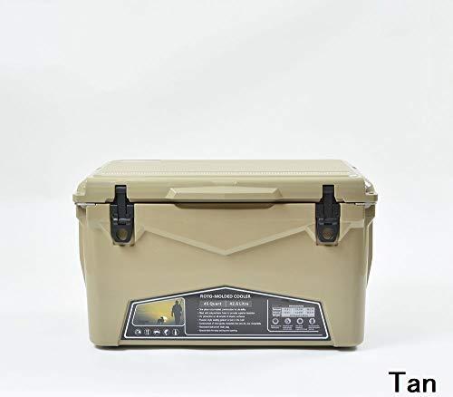 Iceland Cooler Box/アイスランドクーラーボックス 45QT(42.6L)Tan【日本正規品】