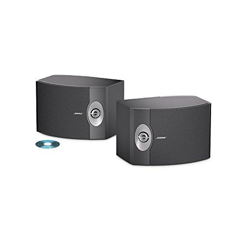 Bose Diffusori da scaffale 301 Direct/Reflecting, Nero