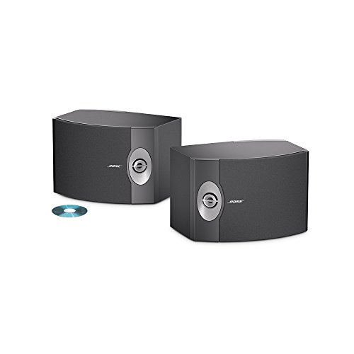 Bose Diffusori da scaffale 301 Direct/Reflecting, Nero
