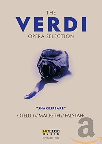 The Verdi Opera Selection - Shakespeare [3 DVDs]