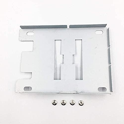Einuz Unidad de disco duro interna HDD Caddy soporte de montaje bandeja base soporte soporte con tornillos reemplazo para PS3 grasa