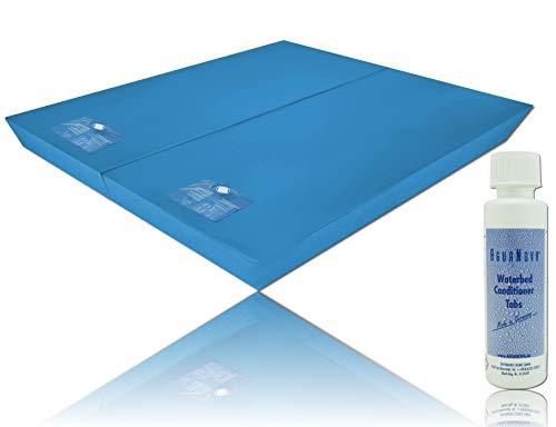 Wasserkern Softside Dual (eine Seite) 180 x 200 cm F6