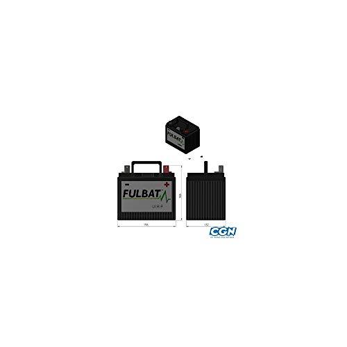 Semoic 12V Indicateur De Capacit/é De La Batterie Au Plomb ACID Niveau De Charge Testeur DEL Voltm/èTre Bleu