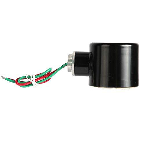 【𝐎𝐟𝐞𝐫𝐭𝐚𝐬 𝐝𝐞 𝐁𝐥𝐚𝐜𝐤 𝐅𝐫𝐢𝐝𝐚𝒚】Válvula, bobina de válvula solenoide duradera, medio de agua serie 2W para válvulas solenoides industriales de -5~80 ° C(AC220V)