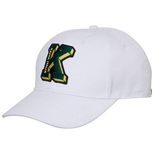 カッパ Kappa 帽子 ロゴワッペンキャップ ホワイト フリー