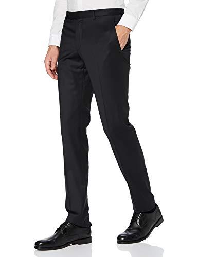 Daniel Hechter Herren Trousers NOS Shape Anzughose, Schwarz (Black 990), Keine Angabe (Herstellergröße: 28)