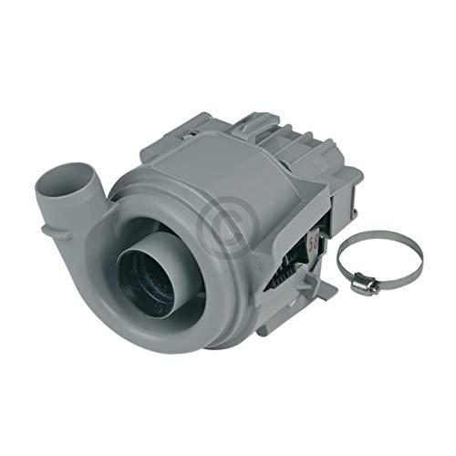 DL-pro Bomba de calefacción para lavavajillas Bosch Siemens Neff Balay Constructa 755078 00755078 1BS3610-6AA