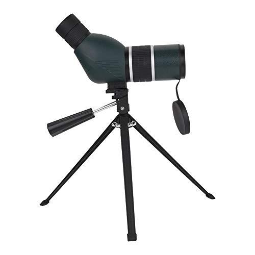 Monokular Scope 12-36X 50mm Hohe Leistung HD Wasserdicht & Antibeschlag mit Stativ (45 grad)