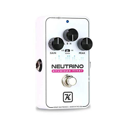 Keeley Neutrino V2 Optocoupler Envelope Filter / Auto Wah pedal