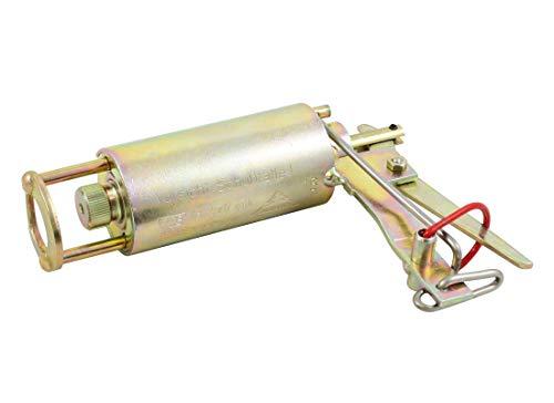Original Kieferle W2 Wühlmausschussfalle - Wühlmausschussgerät ohne Kartuschen, Zuverlässig & Sicher, Wühlmaus-Selbstschuss-Falle aus verzinktem Stahl - Wühlmausschussgerät zur Wühlmausbekämpfung