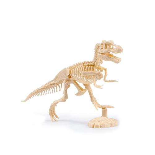 Nicetruc Dinosaur Scavo Toy Tyrannosaurus Stile Bambini Regalo di Compleanno Giocattolo Educativo Fossile di Dinosauro Dig Kit 1set