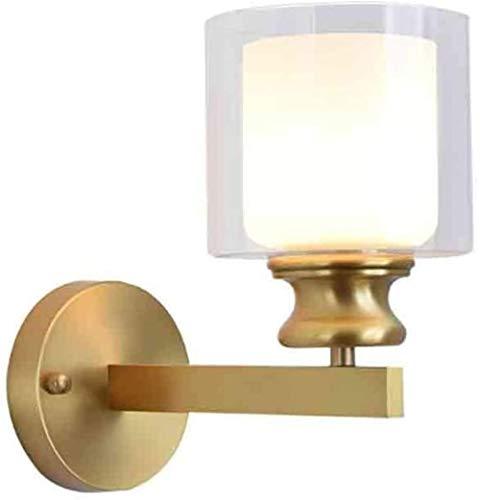 WJJH Lámpara de Pared LED Simple de la Pared de la lámpara de la lámpara de la lámpara del Hotel lámpara de Pared acrílico lámpara de Pared Interior lámpara de Escalera