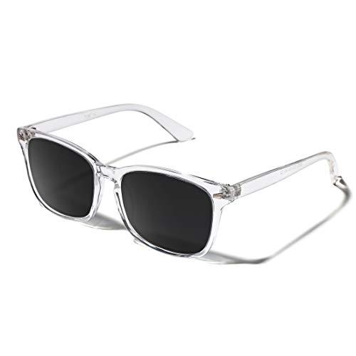 TIJN Gafas de sol polarizadas de moda para conducir, pescar, ciclismo, ligero,...