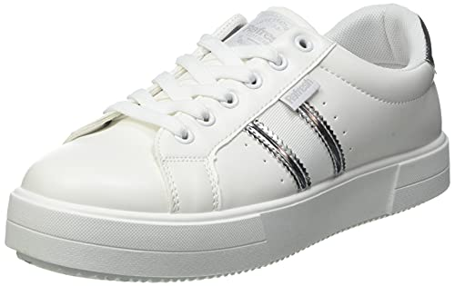 Refresh 72863, Zapatillas Mujer, Plata, 37 EU