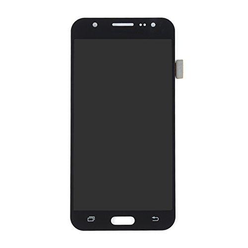 GZYF - Pantalla táctil digitalizadora para Samsung Galaxy J5 2015 J500 Series J500H J500M J500F J500FN (repuesto original), color negro