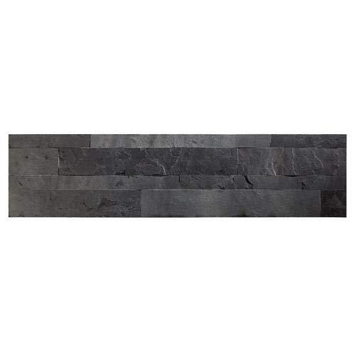 WANDVERKLEIDUNG AUS ECHTEM STEIN: Paneele aus Dünnschiefer   Wandverblender   Wandpaneele in Steinoptik (AS 2014)