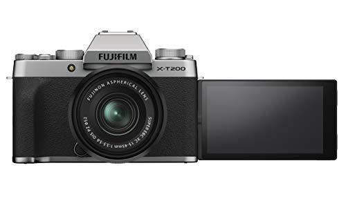 Kit cámara con Objetivo Intercambiable Fujifilm X-T200