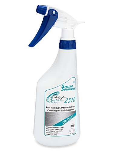 CitriSurf 2310 Gel Stainless Steel Rust Remover and Passivation Cleaner