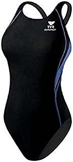TYR Sport Boys' Alliance Durafast Splice Maxback Swim Suit