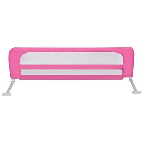 Ssrsgyp Riel de cama plegable para el hogar de los niños mayores, dormitorio, barandilla, valla de seguridad de 59 pulgadas