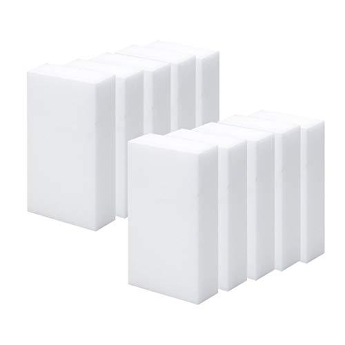 Rouku Paquete de 10 esponjas de Limpieza mágica