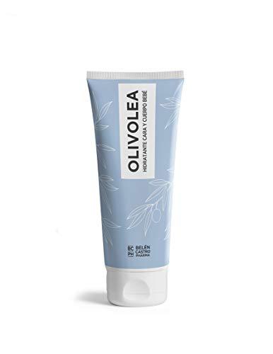 Olivolea Crema Hidratante Bebé, Sin Parabenos, 200ml. Crema hidratante corporal Bebé