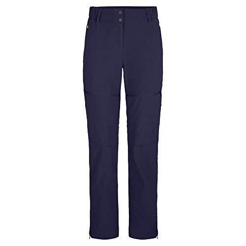 Salewa TALVENA 2 DST W 2/1 Pantalon Femme, Premium Navy, FR : S (Taille Fabricant : 42/36)