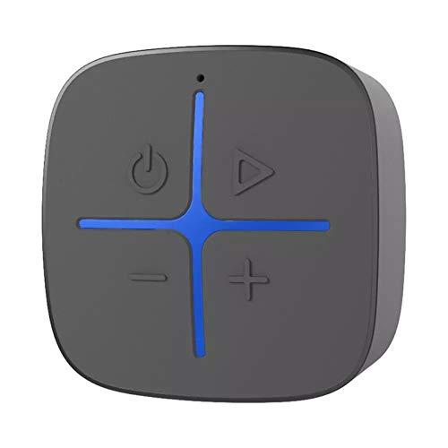 Altavoz portátil Bluetooth 5.0 Inalámbrico a Prueba de Agua, Sistema de Sonido Envolvente Llamada Manos Libres Aplicar a la Oficina del baño