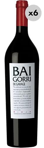 Baigorri de Garage, Vino Tinto, 6 Botellas, 75 cl