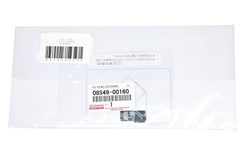 トヨタ(TOYOTA) トヨタ純正 ナビゲーション用フィルムアンテナ補修品 08549-00160