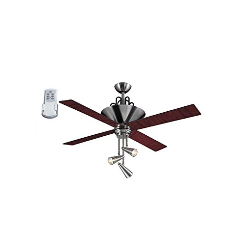 Where to buy harbor breeze galileo 52 in brushed chrome downrod harbor breeze galileo 52 in brushed chrome downrod mount ceiling fan with light kit and remote is good entry level product thank you for visiting aloadofball Image collections